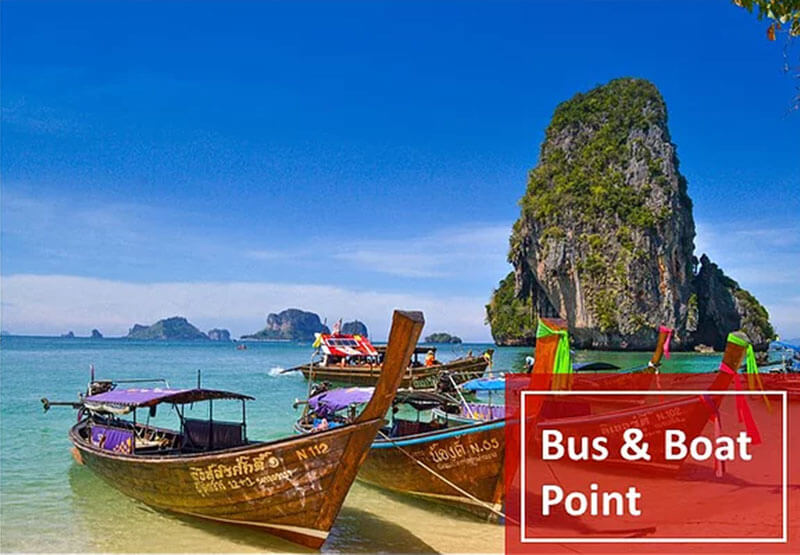 Bus & Boat Point