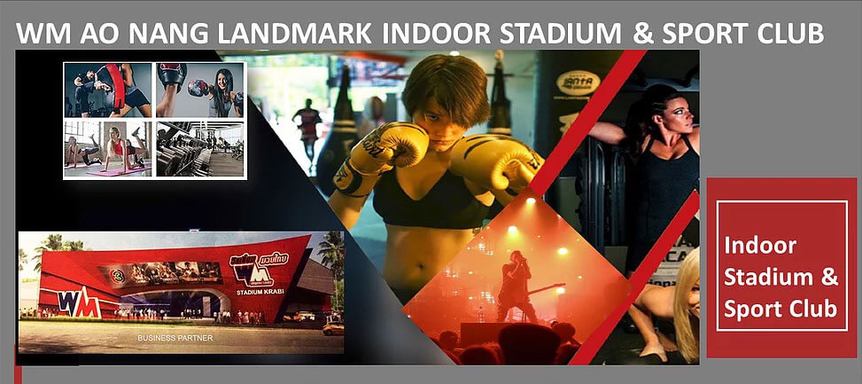 Indoor Stadium & Sport Club